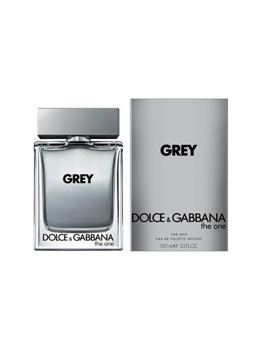 Dolce&Gabbana The One For Men Grey Intense EDT 100 ml Erkek Parfümü Renksiz